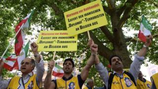 دادگاهی در آلمان استرداد یک دیپلمات ایرانی به بلژیک را تأیید کرد - 1