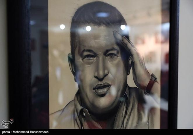 تصاویر| رسایی و اللهکرم در سفارت ونزوئلا - 9