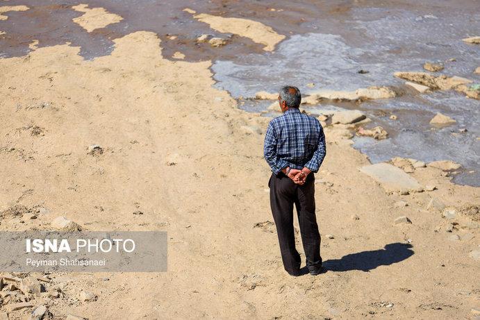 جاری شدن آب در زاینده رود نشاط نوروزی را دو چندان کرد+تصاویر - 20