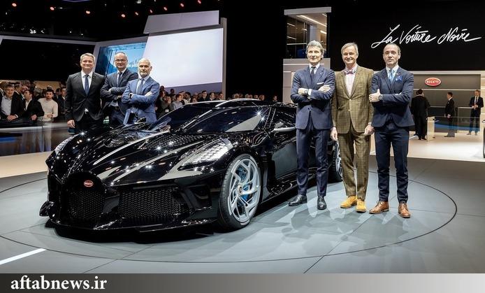 رونمایی «بوگاتی» از گرانترین خودروی جهان+عکس - 10