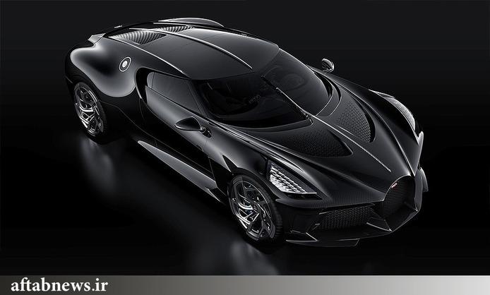 رونمایی «بوگاتی» از گرانترین خودروی جهان+عکس - 7