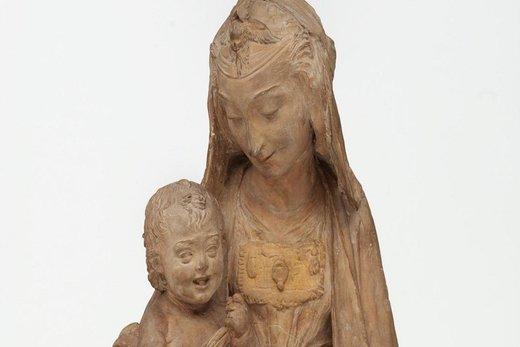 تنها مجسمه موجود از لئوناردو داوینچی - 2