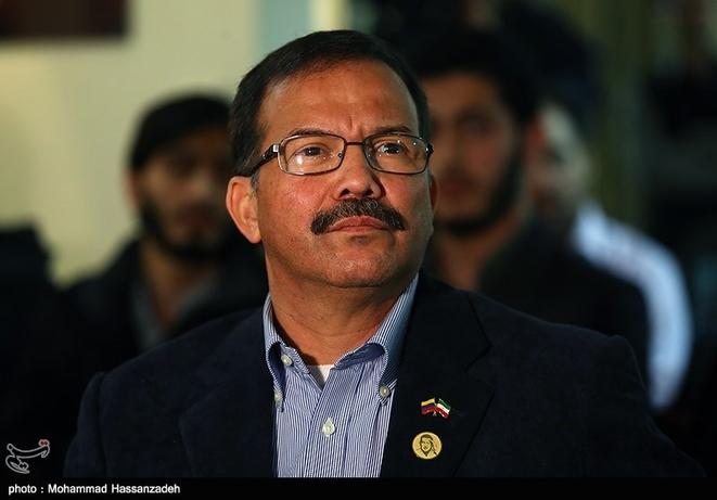 تصاویر| رسایی و اللهکرم در سفارت ونزوئلا - 8