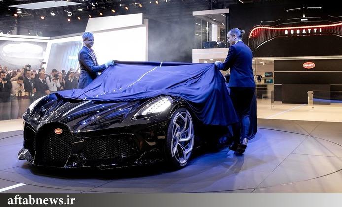 رونمایی «بوگاتی» از گرانترین خودروی جهان+عکس - 8