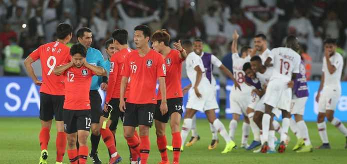 تصاویر| وقتی قطر کرهجنوبی را حذف کرد - 13
