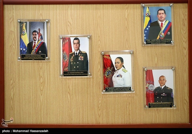 تصاویر| رسایی و اللهکرم در سفارت ونزوئلا - 10