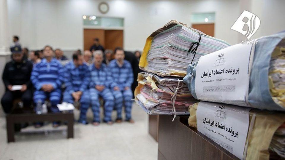 اولین جلسه دادگاه موسسه تعاونی اعتباری اعتماد ایرانیان در مشهد - 5
