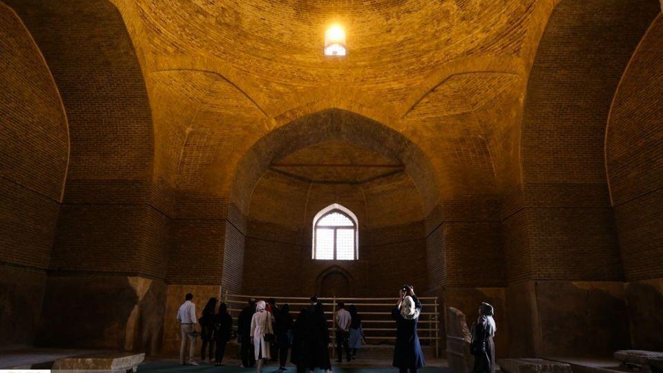 گردشگری نوروزی در تبریز - 9