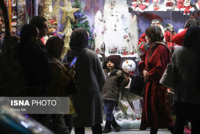 خرید کریسمس در تهران - 15