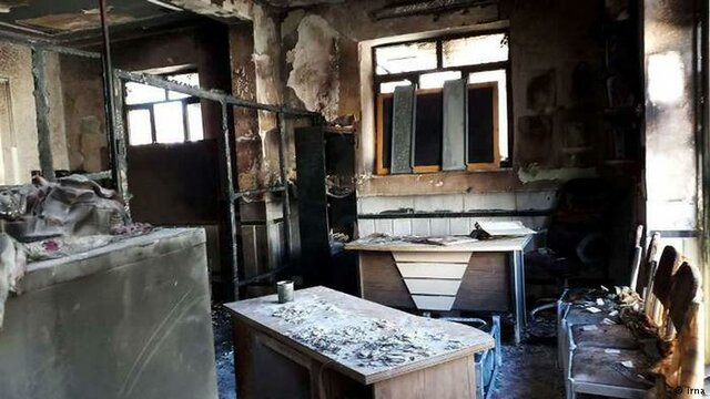 جزئیات حادثه آتشسوزی زاهدان از زبان پدر صبا عربی؛ دخترم و دوستش در آغوش هم سوختند - 35
