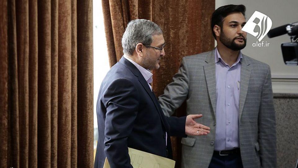 اولین جلسه دادگاه موسسه تعاونی اعتباری اعتماد ایرانیان در مشهد - 8