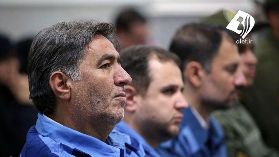 اولین جلسه دادگاه موسسه تعاونی اعتباری اعتماد ایرانیان در مشهد - 28