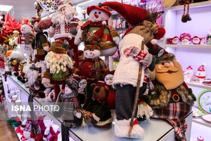 خرید کریسمس در تهران - 5