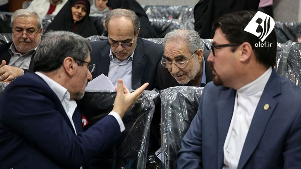 اولین جلسه دادگاه موسسه تعاونی اعتباری اعتماد ایرانیان در مشهد - 0
