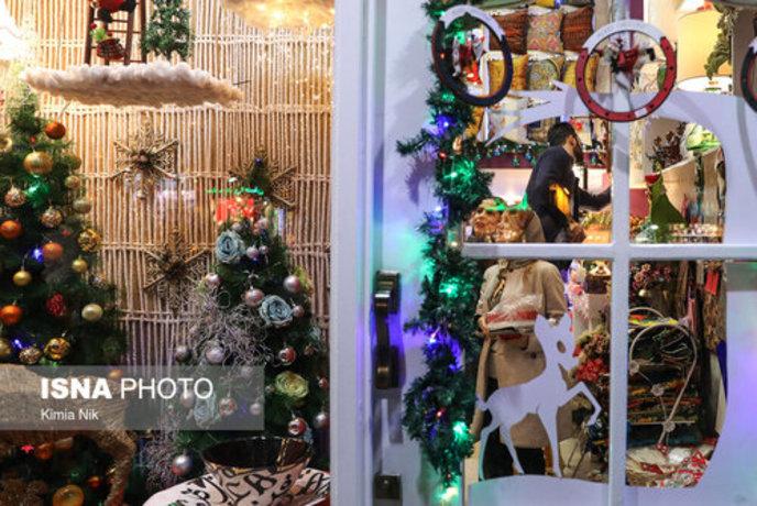 خرید کریسمس در تهران - 10
