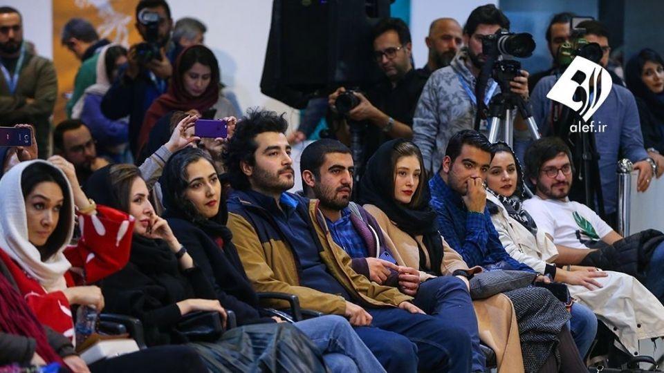 هشتمین روز جشنواره فیلم فجر - 5