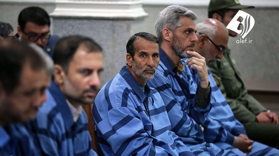 اولین جلسه دادگاه موسسه تعاونی اعتباری اعتماد ایرانیان در مشهد - 6
