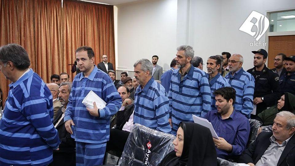 اولین جلسه دادگاه موسسه تعاونی اعتباری اعتماد ایرانیان در مشهد - 3