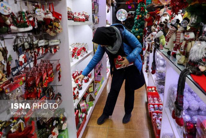 خرید کریسمس در تهران - 3