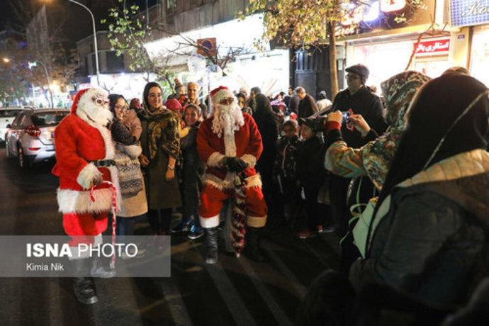 خرید کریسمس در تهران - 22