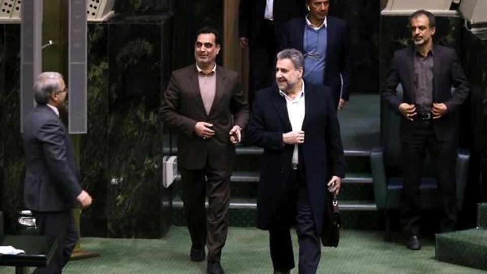حضور رئیس جمهور در صحن علنی مجلس شورای اسلامی - 10