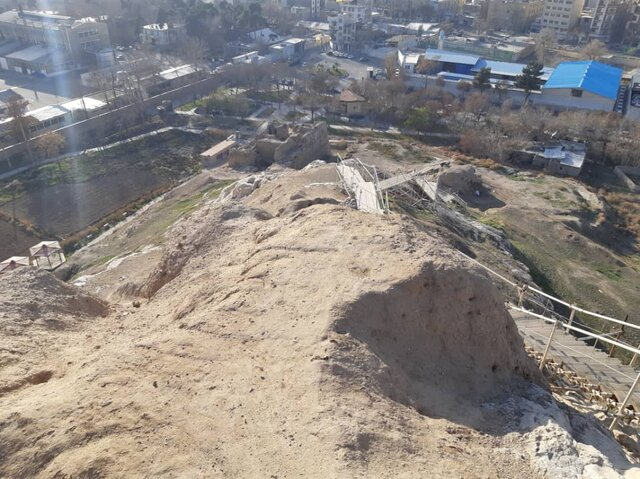 نفس شهر باستانی را حوالی تهران بریدهاند … - 25
