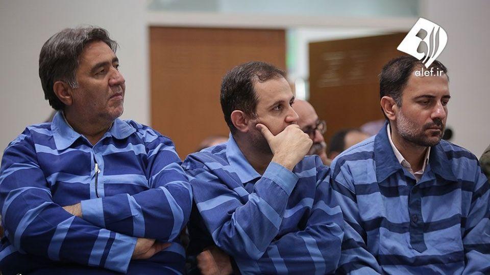 اولین جلسه دادگاه موسسه تعاونی اعتباری اعتماد ایرانیان در مشهد - 14
