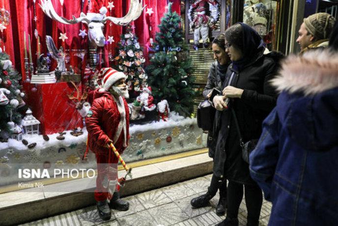 خرید کریسمس در تهران - 6