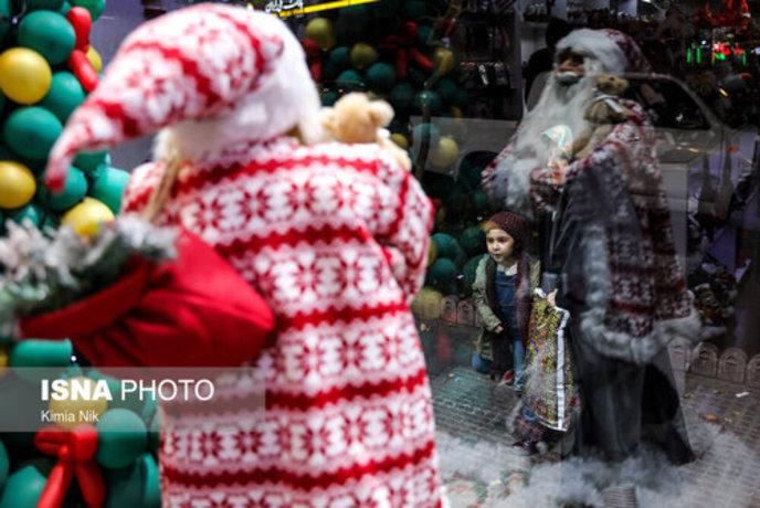خرید کریسمس در تهران - 4
