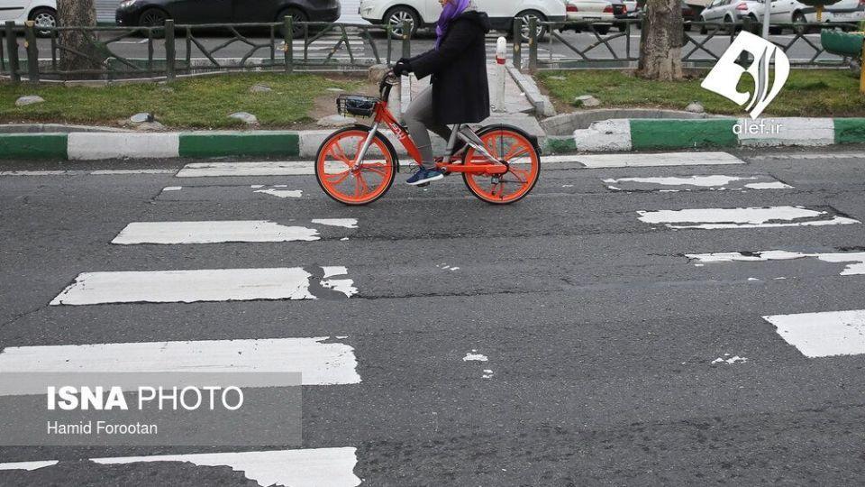 همایش بزرگ دوچرخه سواری در تهران - 29