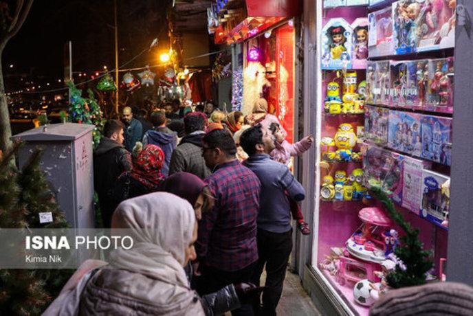 خرید کریسمس در تهران - 18