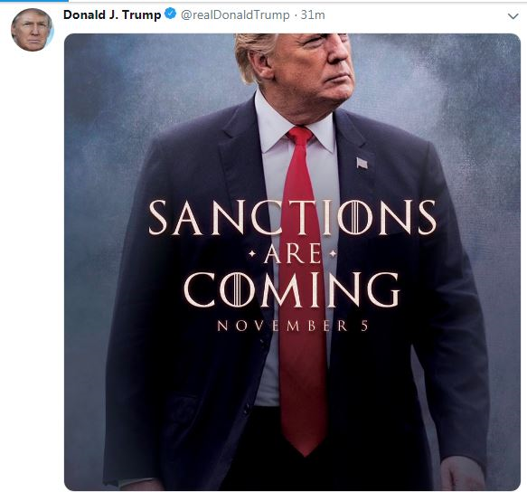 توئیت ترامپ که معمار تحریمهای ایران هم آن را «زننده» توصیف کرد+عکس - 3