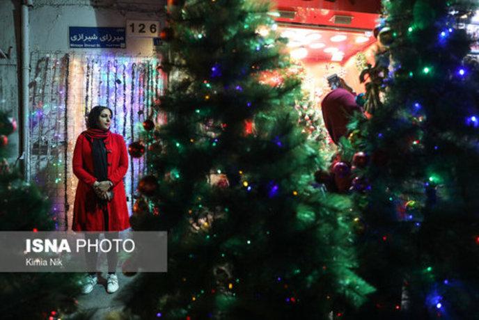 خرید کریسمس در تهران - 7
