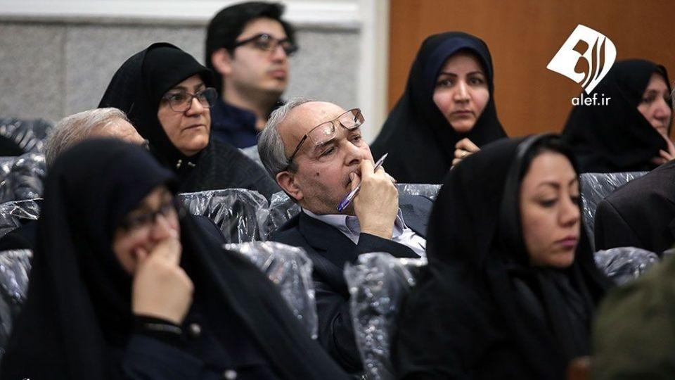 اولین جلسه دادگاه موسسه تعاونی اعتباری اعتماد ایرانیان در مشهد - 19