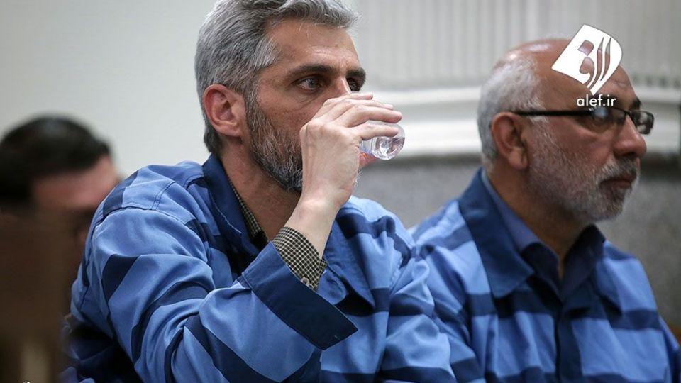 اولین جلسه دادگاه موسسه تعاونی اعتباری اعتماد ایرانیان در مشهد - 21