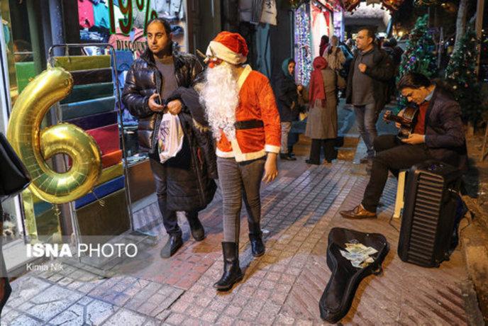خرید کریسمس در تهران - 8