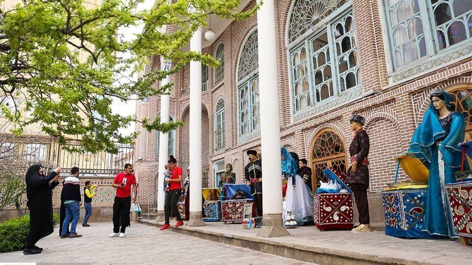 گردشگری نوروزی در تبریز - 25