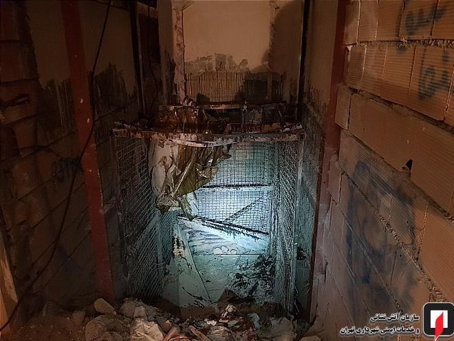 مرگ مرد ۲۲ ساله پس از سقوط ۹ طبقهای + تصاویر - 11