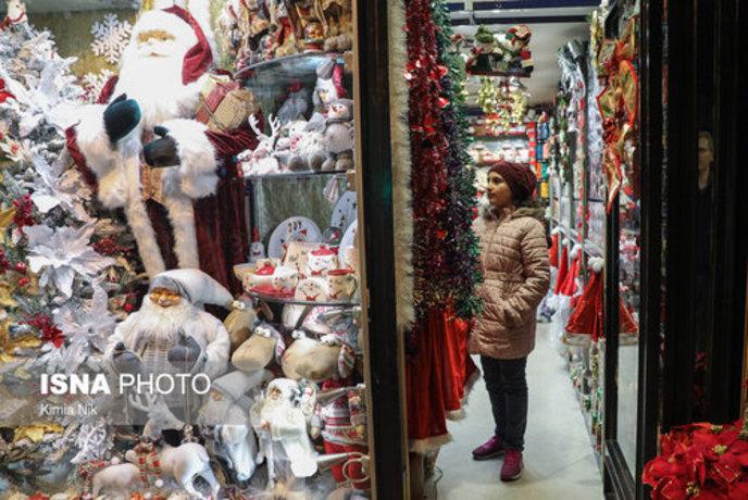 خرید کریسمس در تهران - 14