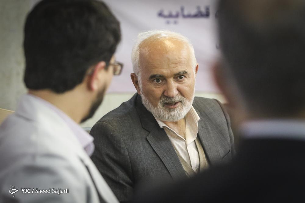 احمد توکلی: ایستادگی یک قاضی جوان مقابل نماینده پرقدرت ستودنی است/ مردم نباید از نقد قاضی بترسند - 19