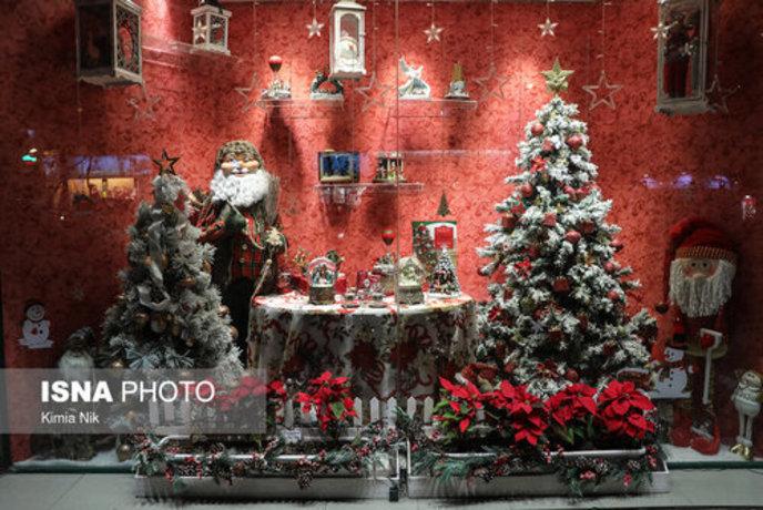 خرید کریسمس در تهران - 11