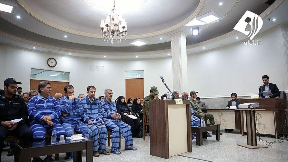 اولین جلسه دادگاه موسسه تعاونی اعتباری اعتماد ایرانیان در مشهد - 11