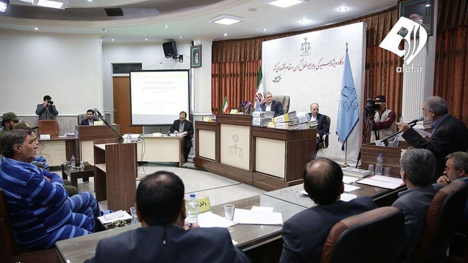 اولین جلسه دادگاه موسسه تعاونی اعتباری اعتماد ایرانیان در مشهد - 29