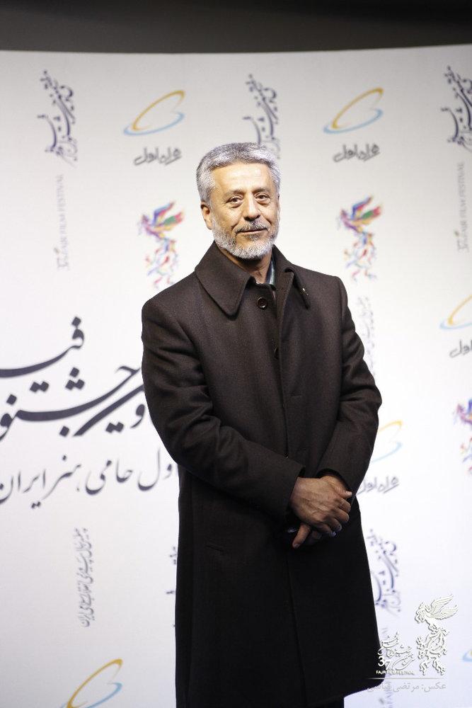 حضور یک مقام نظامی در جشنواره فیلم فجر - 1