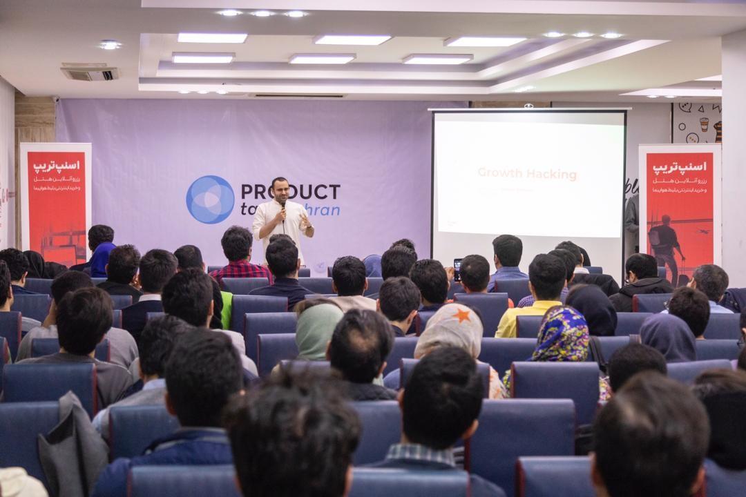 برگزاری رویداد پروداکت تنک تهران به همت اسنپ تریپ - 6