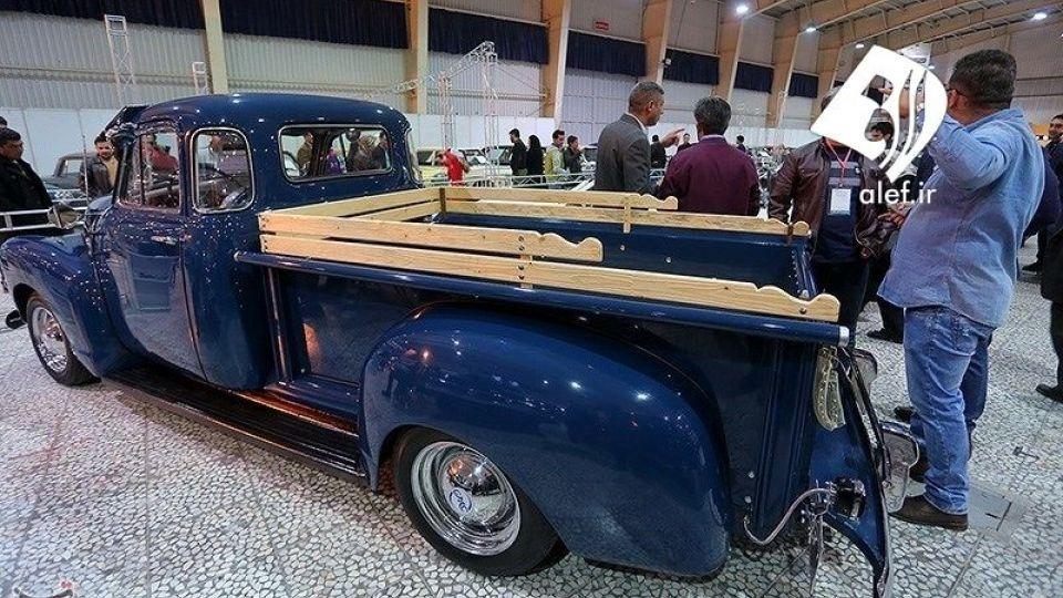 نمایشگاه خودروهای کلاسیک و مدرن - اصفهان - 7