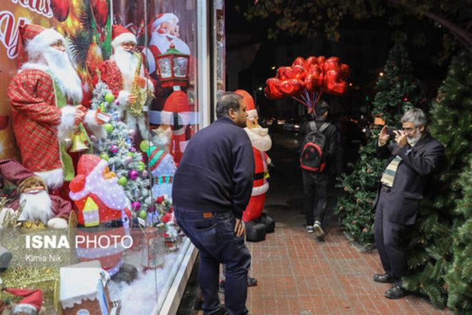 خرید کریسمس در تهران - 17