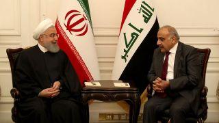 گفتوگوی تلفنی روحانی و نخستوزیر عراق/ روحانی: روابط ایران و عراق راهبردی است/ عبدالمهدی: تمامی توافقات میان ۲ کشور عملیاتی میشود