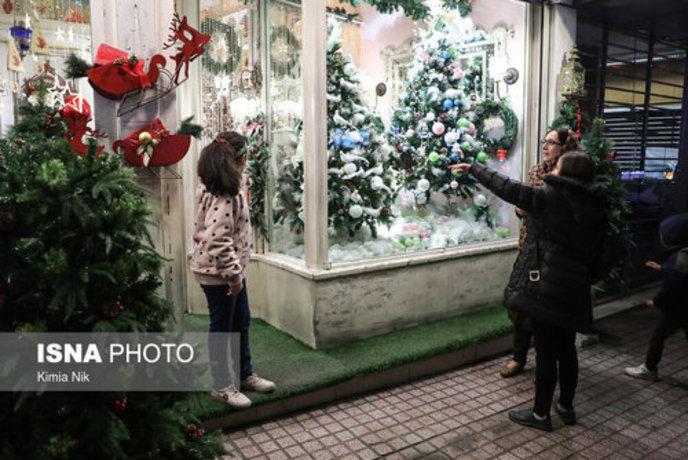 خرید کریسمس در تهران - 13