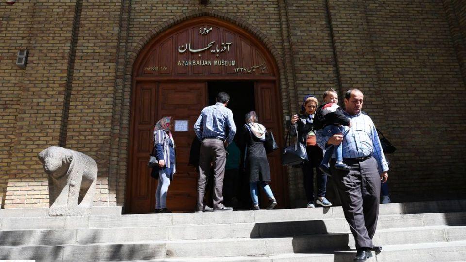 گردشگری نوروزی در تبریز - 14